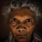 Dongri Kondh tribeswoman, Orissa