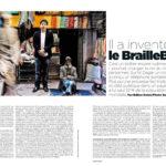 Le Monde M Magazine spread