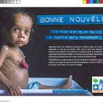 Action Against Hunger Campaign Poster