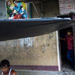 Video theatre, India-Bangladesh border