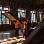 Tuting Monestary, Arunachal Pradesh