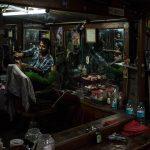 Barber shop, Assam